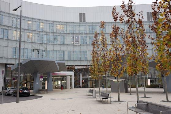 Die Klinik in Floridsdorf