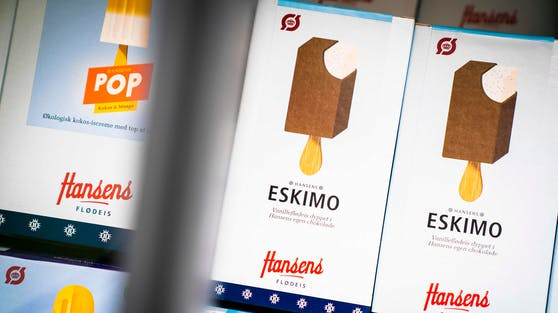 "Der dänische Hersteller ""Hansens"", ändert nun Produktname"