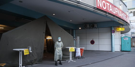 Eine 51-Jährige wurde mit Lungenembolie im LKH Graz behandelt. (Symbol)