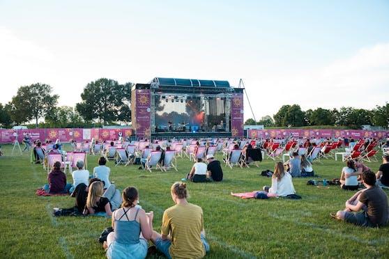 2020 feierte der Kultursommer seine Premiere. Für das heurige Programm gibt es bereits 2.400 künstlerische Einreichungen.