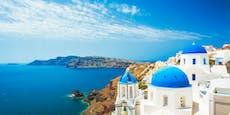Griechenland will im Mai die Urlaubssaison starten