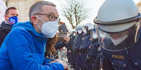 Das Verwaltungsgericht gab der FPÖ recht, die Polizei will dagegen vorgehen