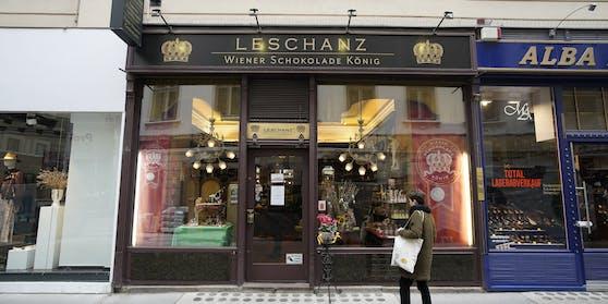 Das Geschäftslokal zählt zu den ältesten Wiens.