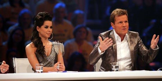 """Fernanda Brando saß 2011 mit Dieter Bohlen in der """"DSDS""""-Jury."""