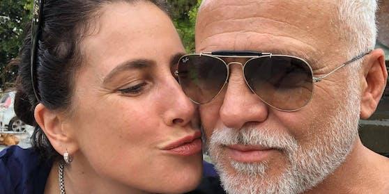 Nino de Angelo und Simone sind seit drei Jahren ein Paar.