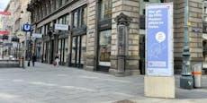 Ab jetzt Strafen – Schilder zeigen Maskenzonen in Wien