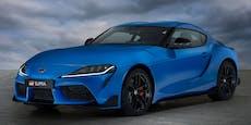 Streng limitiertes Sondermodell vom Toyota GR Supra