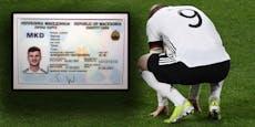 Werner erhält nordmazedonische Staatsbürgerschaft