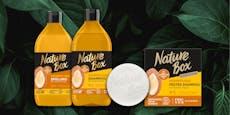 Drei Argan Öl-Haircare Sets von Nature Box zu gewinnen