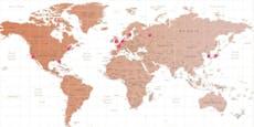 Tinder lässt dich einen Monat lang um die Welt reisen