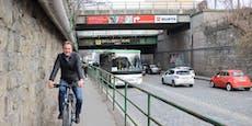 """Gunoldstraße wird """"leiser"""" und bekommt neuen Radweg"""