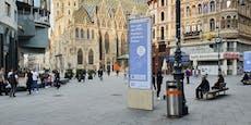 30 Prozent pfeifen auf Outdoor-Maskenpflicht in Wien