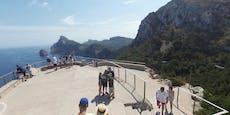 Todes-Drama bei beliebtem Selfie-Spot auf Mallorca