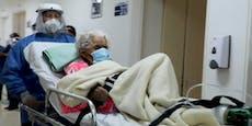 104-Jährige übersteht zum zweiten Mal Corona-Infektion