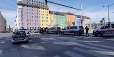 Gürtel wegen Demo in Wien teilweise gesperrt