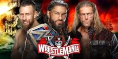 """Edge heiß auf Wrestlemania: """"Sehr speziell mit Fans!"""""""
