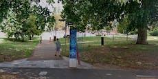 Drei Burschen vergewaltigen15-Jährige mitten in Park