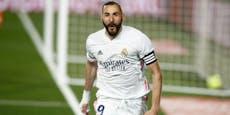 Benzema gibt nach Sextape-Skandal sein Team-Comeback