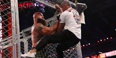 Wrestlemania 37, Night 1: Gewitter, Tränen, irre Stunts