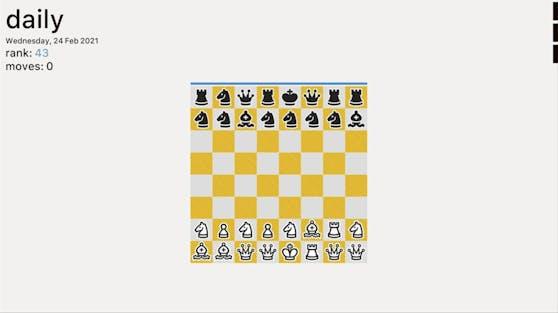 """Was ist denn da los? """"Really Bad Chess"""" ist alles andere als ein normales Schachspiel."""
