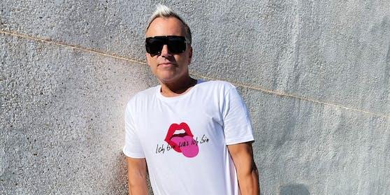 Uwe Kröger designte das T-Shirt.