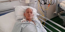 Nach 51 Jahren im Häf'n ringt ER einsam mit dem Tod