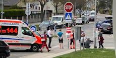 57-jähriger Motorradfahrer nach Unfall in Wiener Spital
