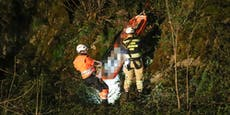 Wanderer stürzte bei Westring-Baustelle 70 Meter ab