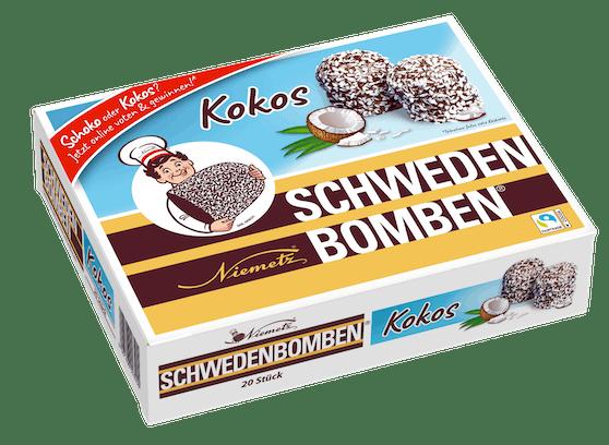 Mono-Packung Kokos