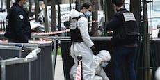 Toter bei Schießerei vor Pariser Spital, Täter flüchtig