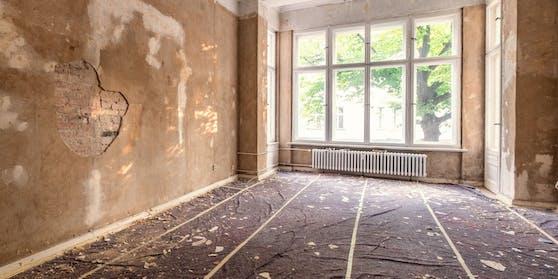 Der Vorfall ereignete sich in einem leeren Haus.