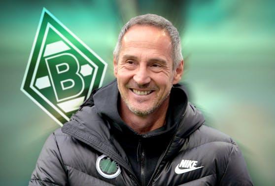 Adi Hütter wird Gladbacher