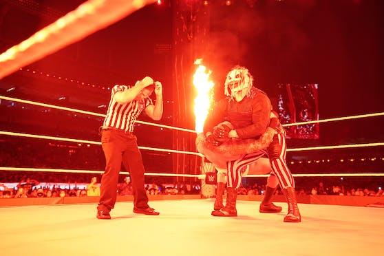 The Fiend vs. Randy Orton