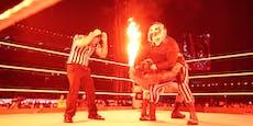 WWE Wrestlemania 37: So verrückt war die zweite Nacht