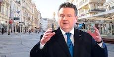 Lockdown vor Verlängerung! Diese Regeln drohen in Wien