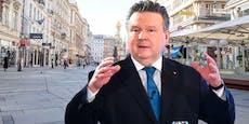Corona-Paukenschlag: Wien geht eigenen härteren Weg