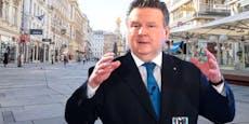 Corona-Hammer in Wien! Ludwig macht klare Ansage