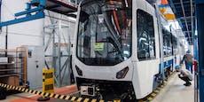 Neue Badner Bahn mit mehr Komfort und Handy-Ladestellen