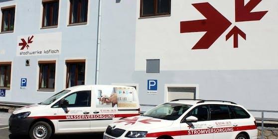 Die Stadtwerke Köflach sind am Montag Opfer einer gezielten Cyber-Attacke geworden.