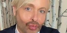 Beauty-OP? Ross Anthony schockt Fans mit neuem Aussehen