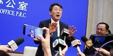 China-Behördenchef rudert nach Impfstoff-Kritik zurück
