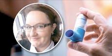 Darum behandelt Linzerin Corona-Kranke mit Asthmaspray