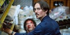 """""""Tatort""""-Fans vergleichen Austro-Star mit Johnny Depp"""