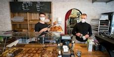 Wiens erste australische Bäckerei lockt mit Lamingtons
