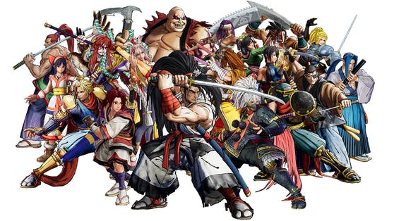 """""""Samurai Shodown"""" prügelt sich nun auch auf der Xbox Series X."""
