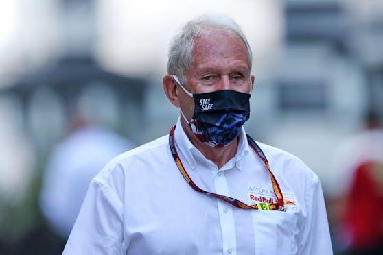 Helmut Marko ist kein Fan von Österreichs Impf-Politik.