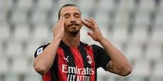 Ibrahimovic regt in Italien mit Lokalbesuch auf