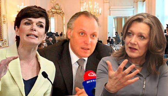 Rendi-Wagner, Stefan Wallner, Sigrid Pilz: Wer folgt Rudi Anschober als Gesundheitsminister nach?
