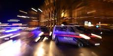 Mann zückt Messer in Wiener Trafik und verlangt Geld