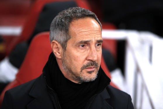 Adi Hütter wechselt zu Borussia Mönchengladbach.